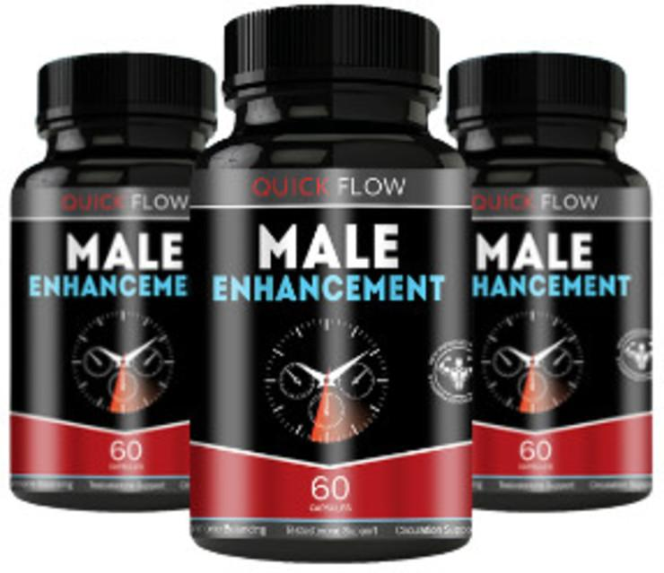 Quick Flow Male Enhancement Price
